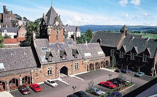 Stirling Highland Hotel John Coleman